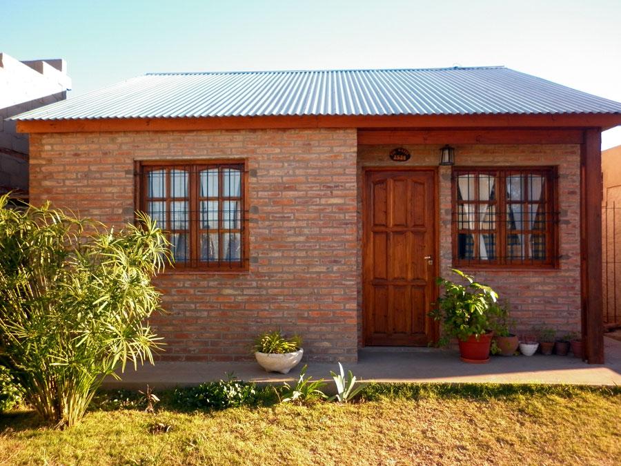Viviendas tecnohogar for Modelo de casa vivienda